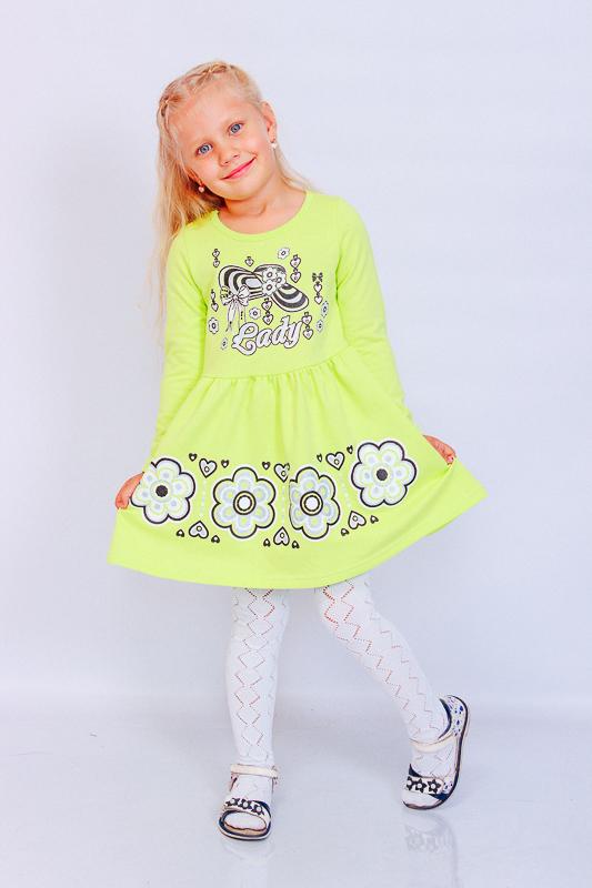 Платье для девочки 6117-023-33