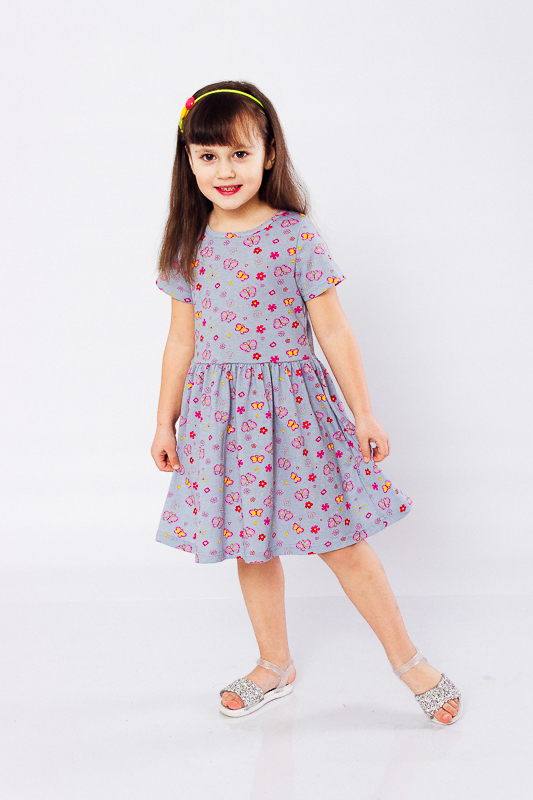 Платье для девочки 6118-002