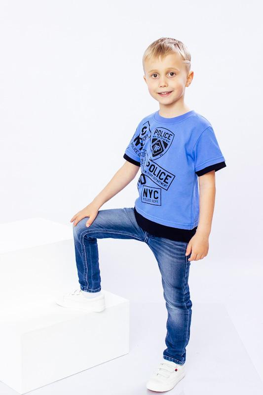 Футболка для мальчика high-low 612101