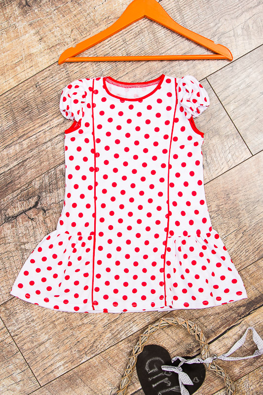 Платье для девочки 6124-002