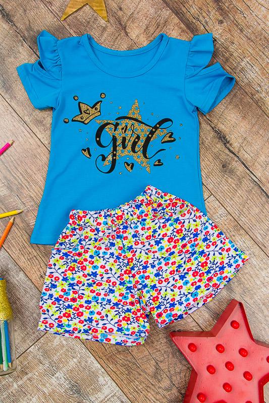 Комплект для девочки 6131-036-33
