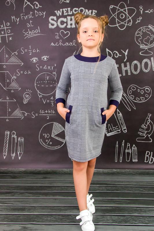 Платье для девочки (подростковое) 6175-086