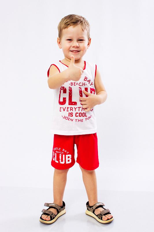 Комплект для мальчика (афганка+шорты) 6181-001-33