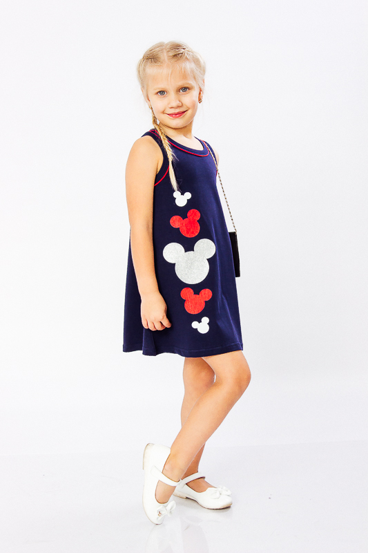 Платье для девочки 6205-036-33