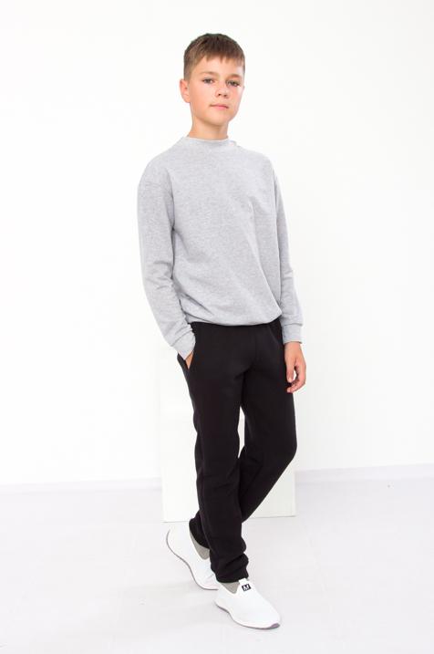 Теплые брюки для мальчика (подростковые) 6232-025