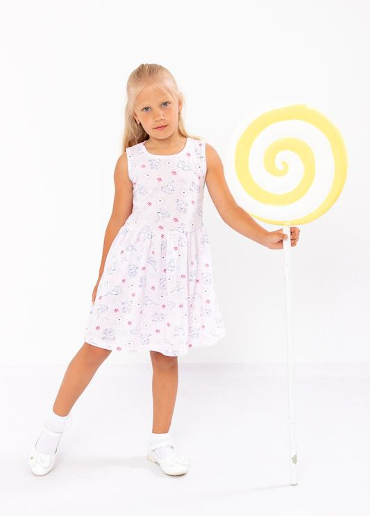 Платье для девочки 6244-002