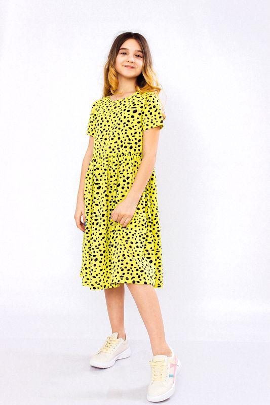 Платье для девочки (подростковое) 6257-002