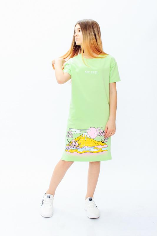 Платье для девочки (подростковое) 6260-057-33