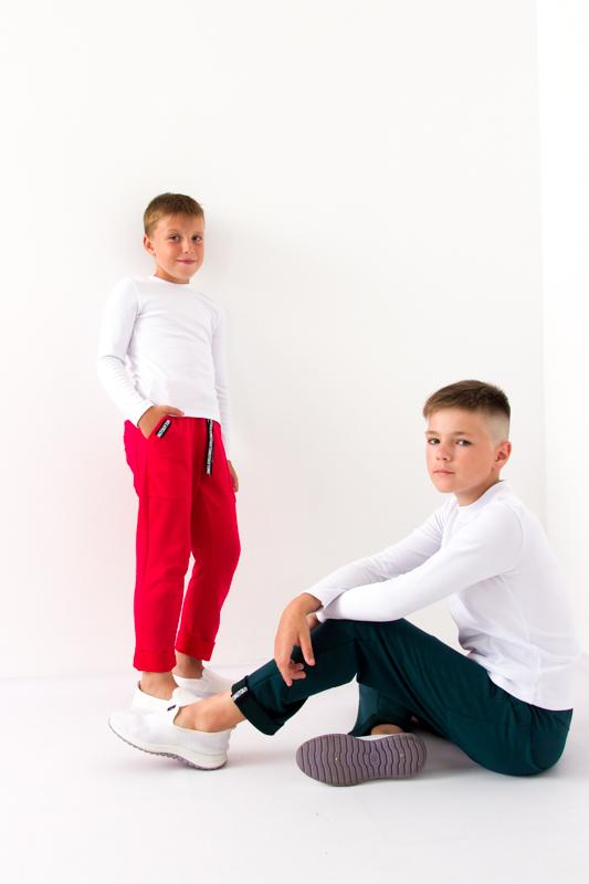 Брюки для мальчика 6266-057