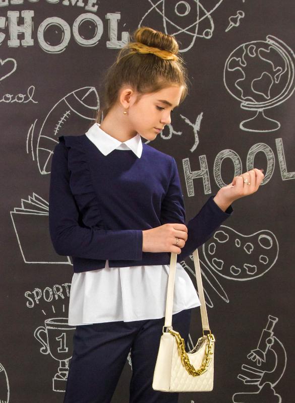 Блуза для девочки - 146 см