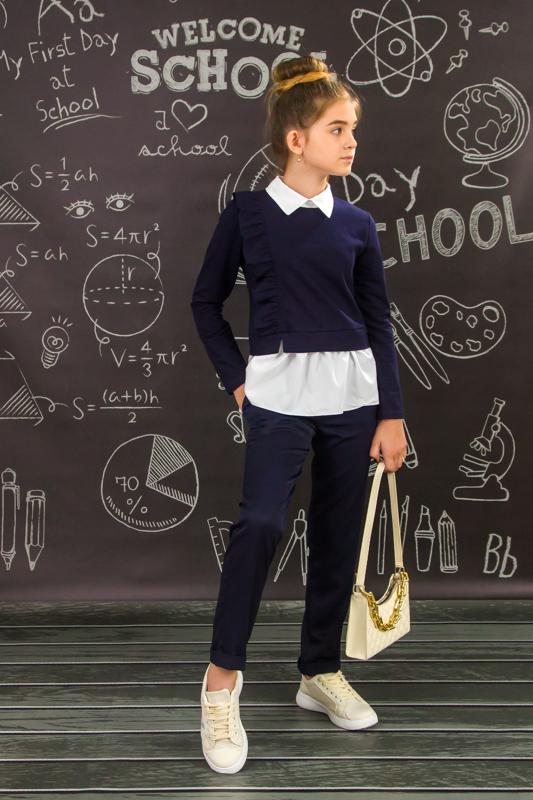 Блуза для девочки 6272-057