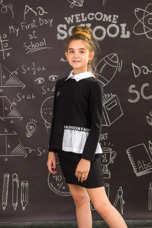 Блуза для девочек 6274-057