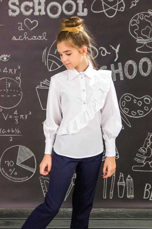 Блуза для девочки 6278-081