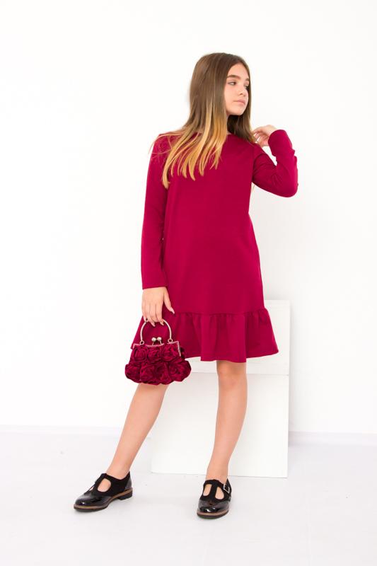 Платье для девочки (подростковое) 6302-057