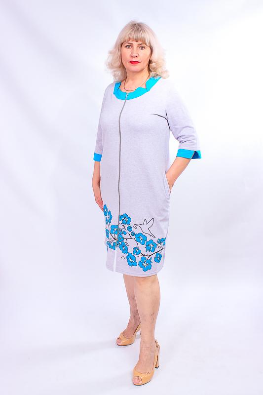Халат женский 8004-023-33