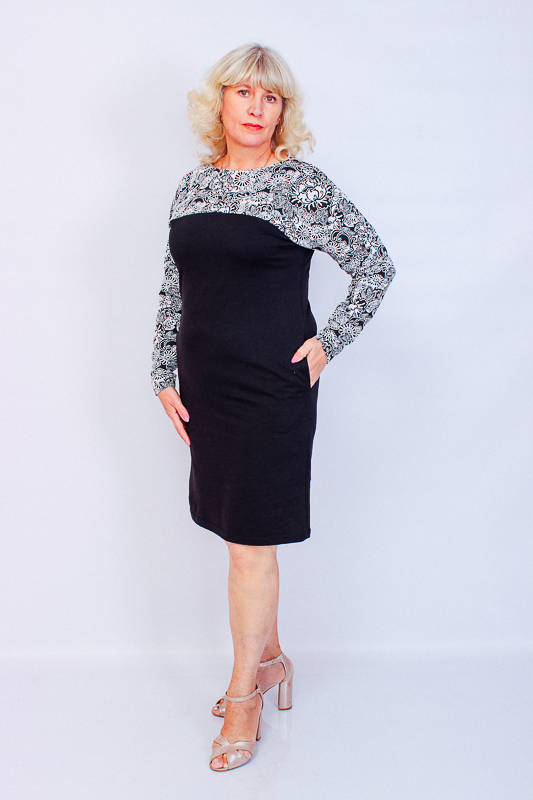 Платье женское 8039-057
