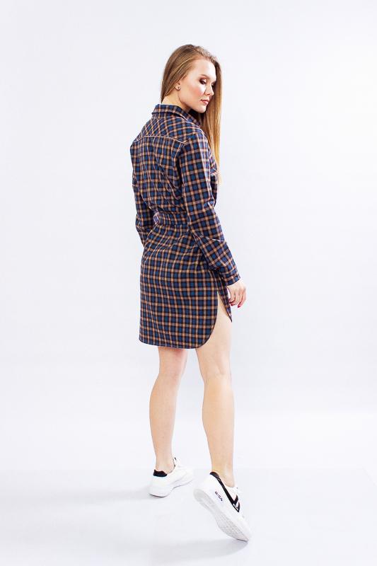 Туника-рубашка женская 8106-086