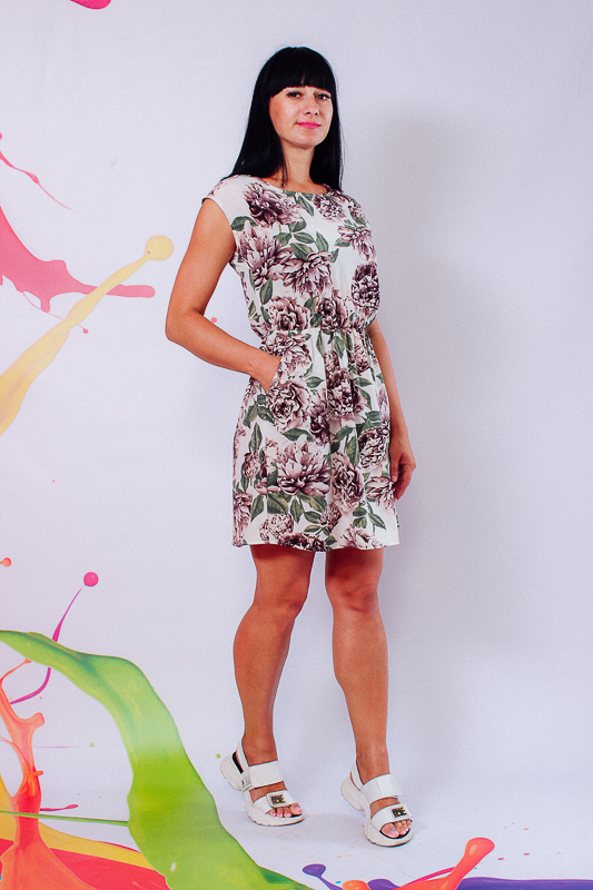 Платье женское 8131-077