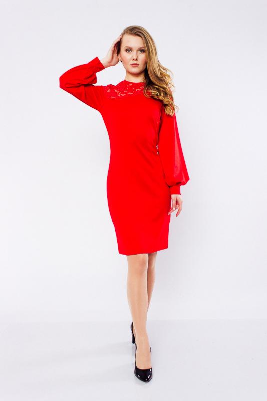 Платье женское 8169-065-1