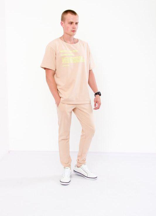 Комплект мужской (футболка+брюки) 8212-057-33