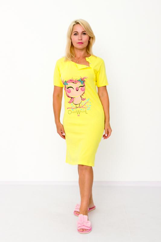 Сорочка женская (для кормящих мам) 8594-001-33
