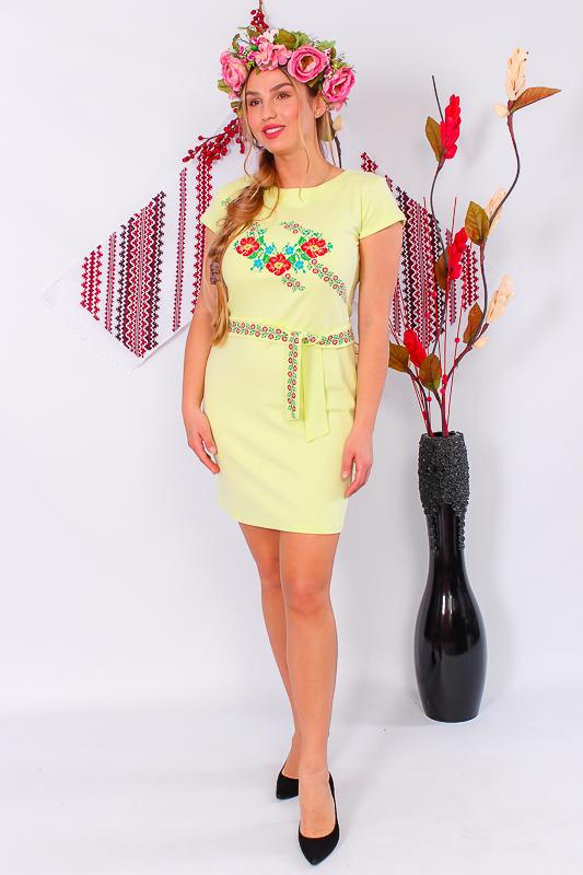 Платье-Вышиванка женское 8610-015-22