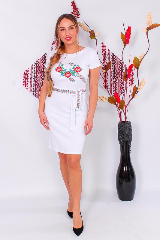 Платье-Вышиванка женское 8618-038-22