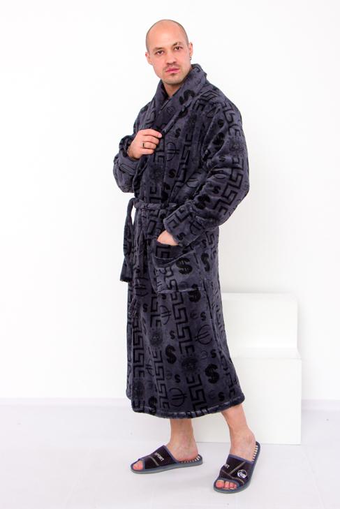 Мужской халат 8619-035