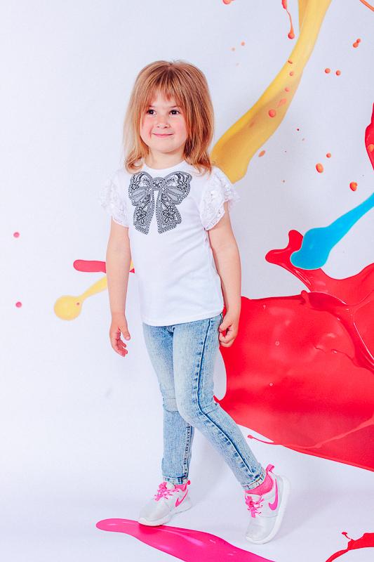 Блуза для девочек 9116-052-33