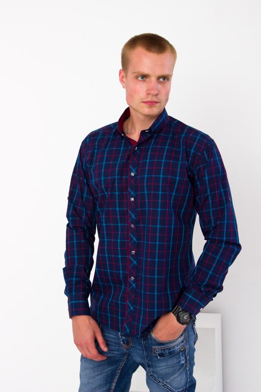 Рубашка мужская 9418