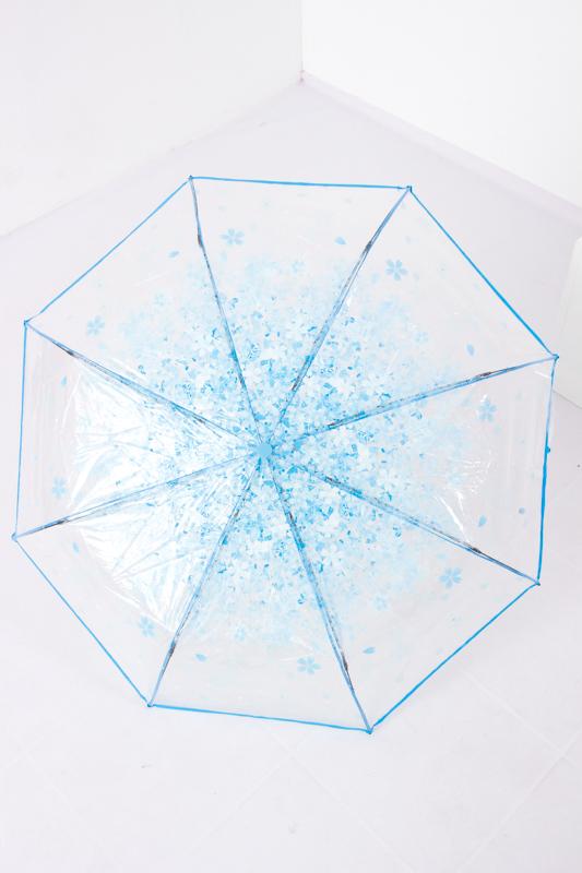 Зонтик складной автомат однотонный 97298