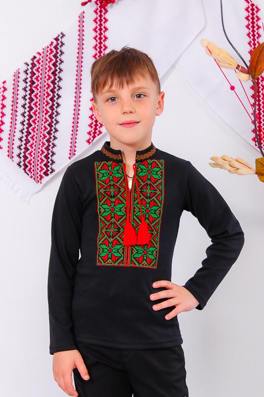 Вышиванка для мальчика с дл. рук. 9943-015-22V