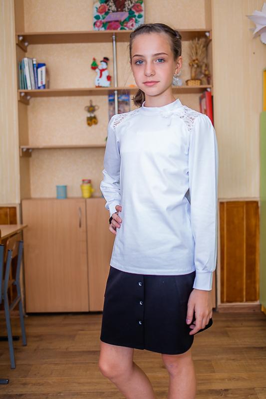 Блуза для девочек 9952-052